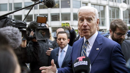 Biden's alleged inappropriate behavior the butt of jokes on last night's 'SNL'