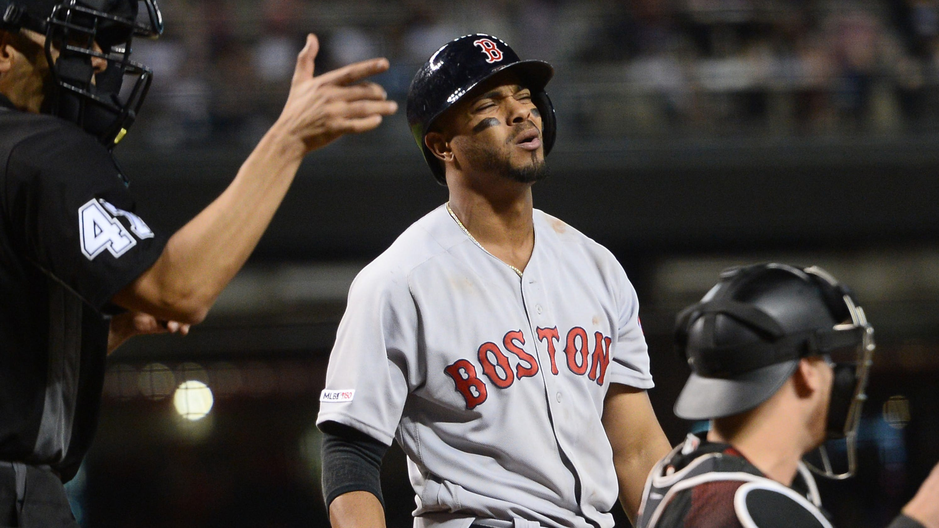 d2695c46f85 Too early to panic  Red Sox just want to go home after long