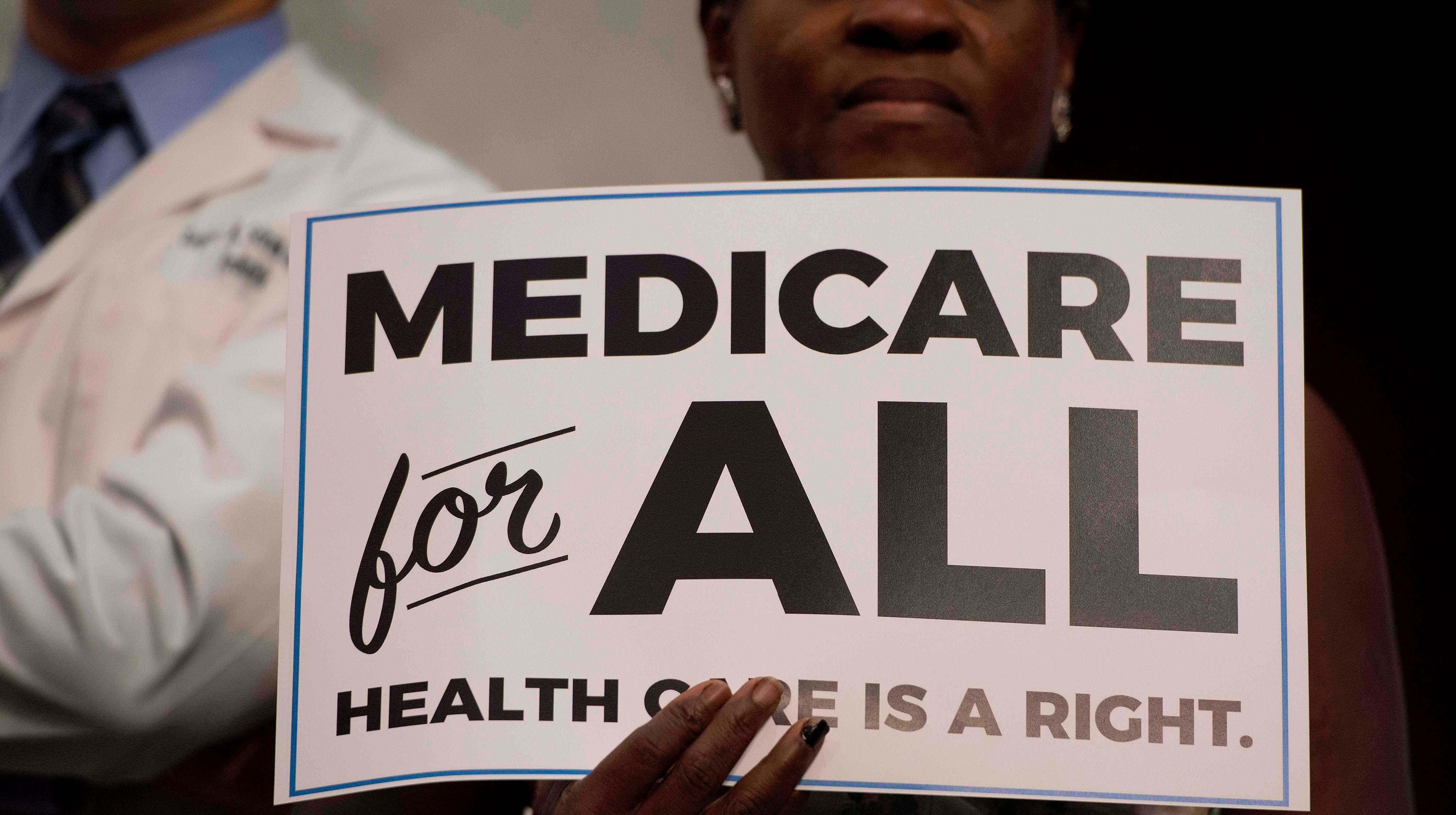 To Fix Health Care We Have To Fix >> Medicare For All Is The Only Reasonable Way To Fix Us Health System