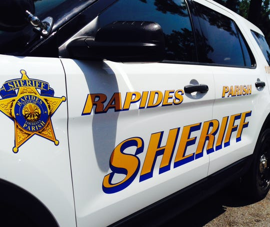 The Rapides Parish Sheriff's Office is working to identify a body found Monday off a highway near Lecompte.