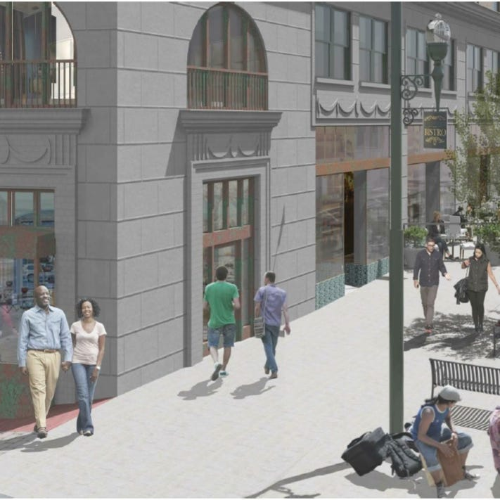 Asheville Flatiron Building project nears final step. City Council will now decide.