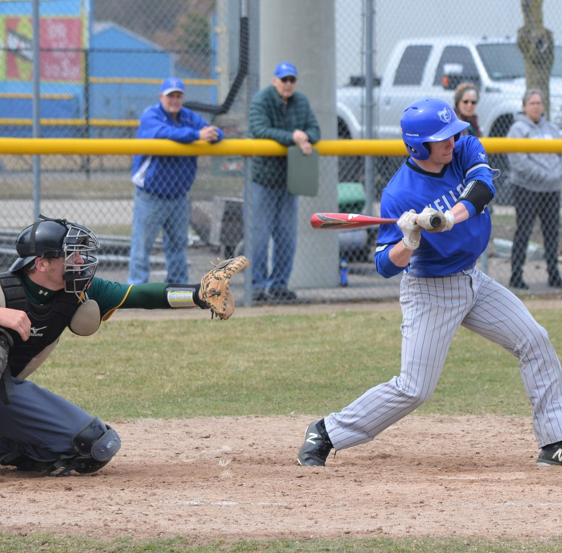 After slow start to season, Kellogg CC baseball on a roll in conference play
