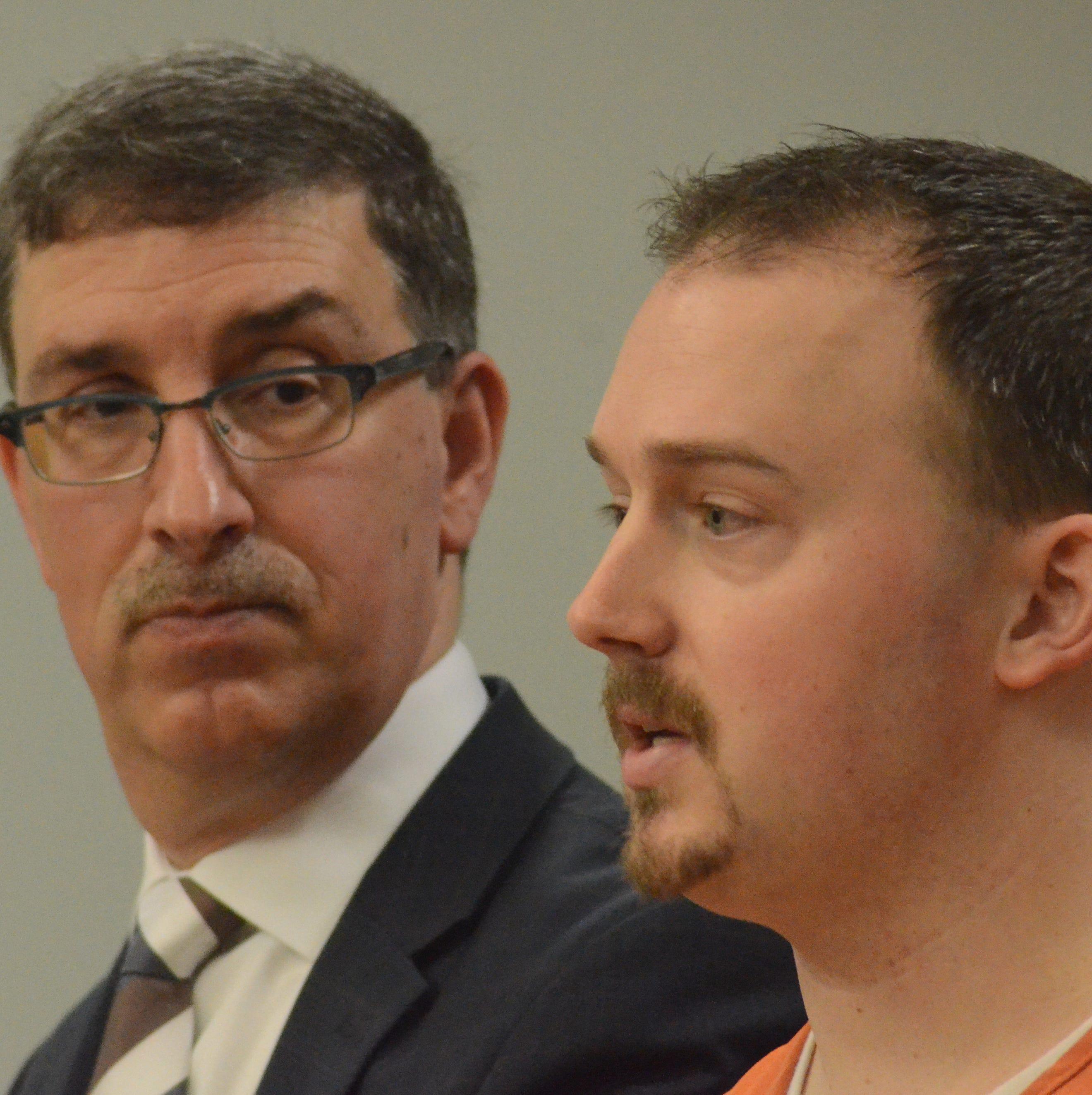 Former Athens teacher sentenced to prison in student rape case