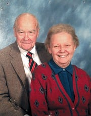 Dr. Arthur Coddington Jr. and his wife, Margie, were married 64 years.