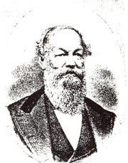 Adin Coburn, the first whip maker in Windsor.