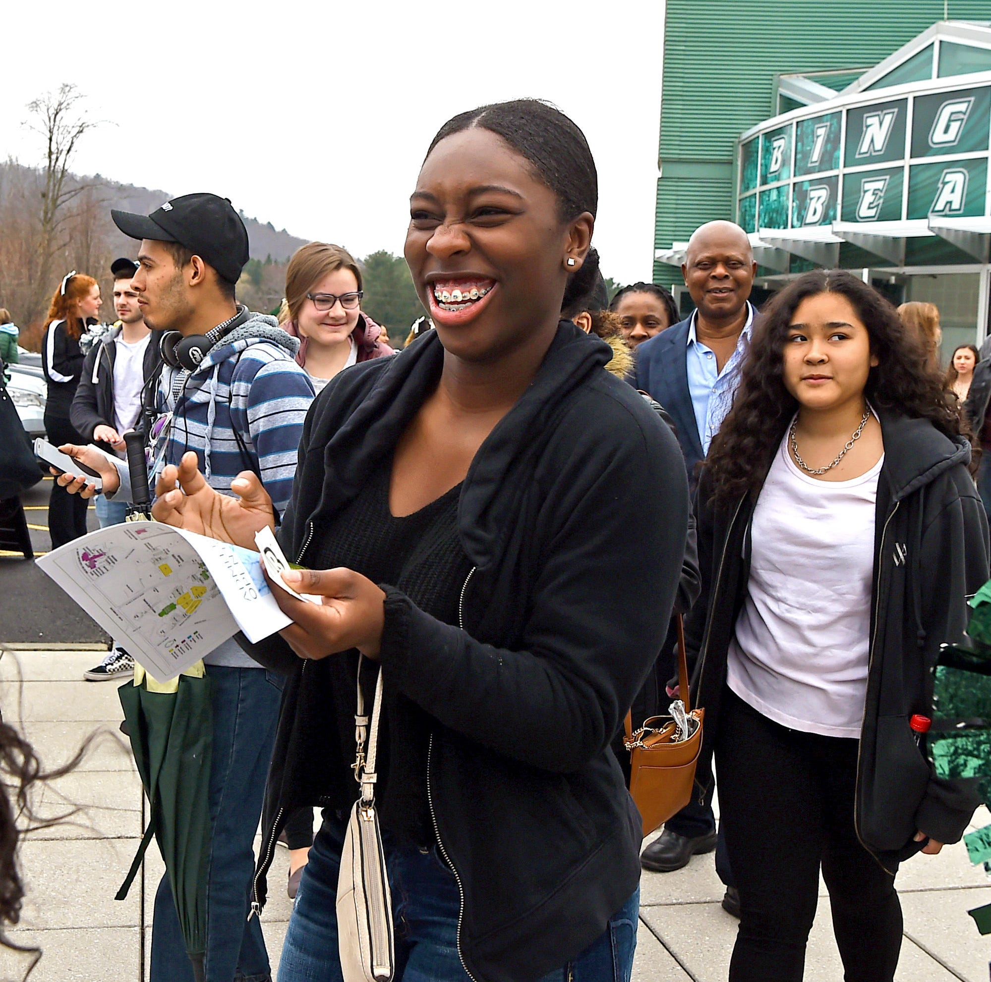 Binghamton University brands itself a 'Public Ivy.' Here's what it takes to get in.