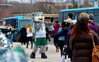 With high admissions standards, Binghamton University is most selective of the SUNY university centers.