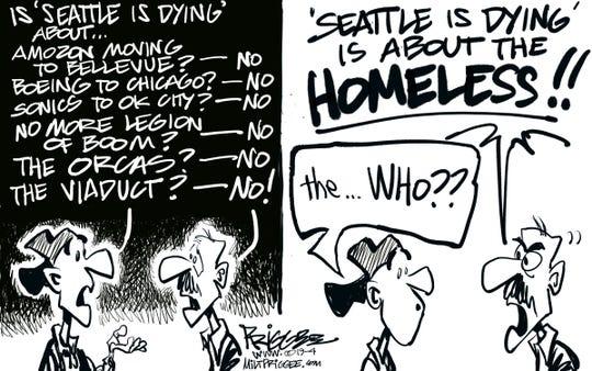 Cartoon for Tuesday