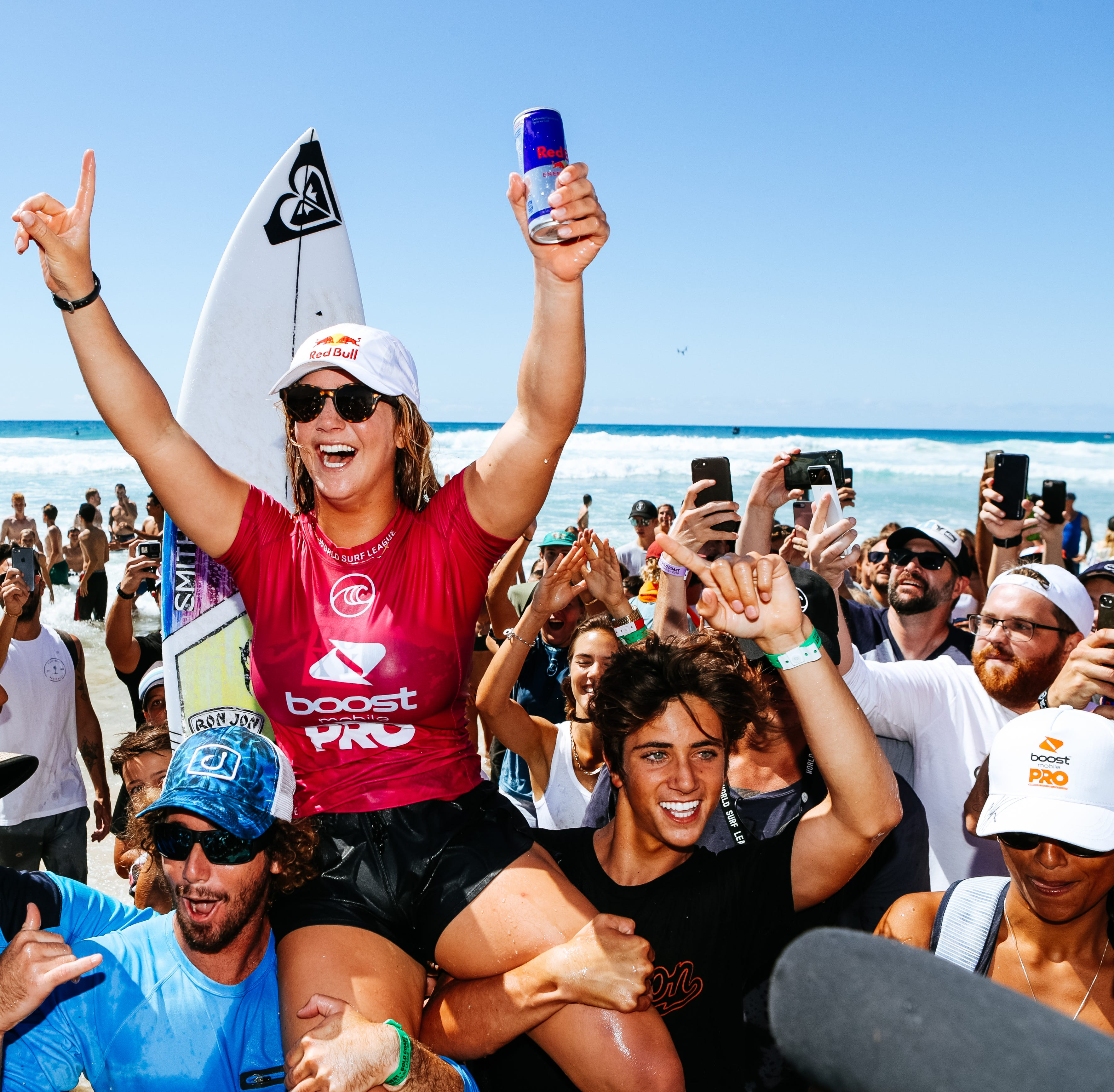 17-year-old Melbourne Beach native wins $100K in surfing contest, ranked No. 1 in world
