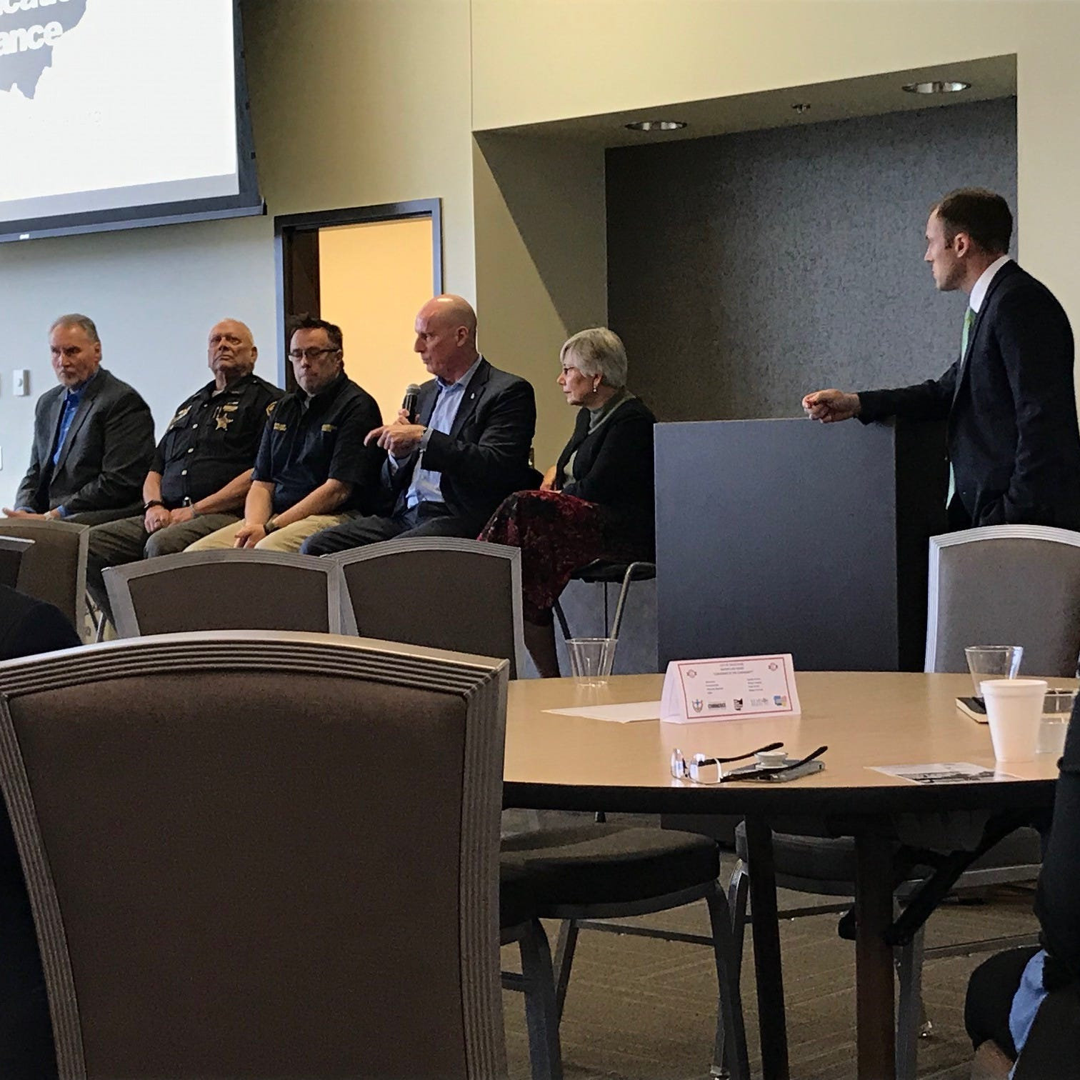 Community leaders come together for opioid education