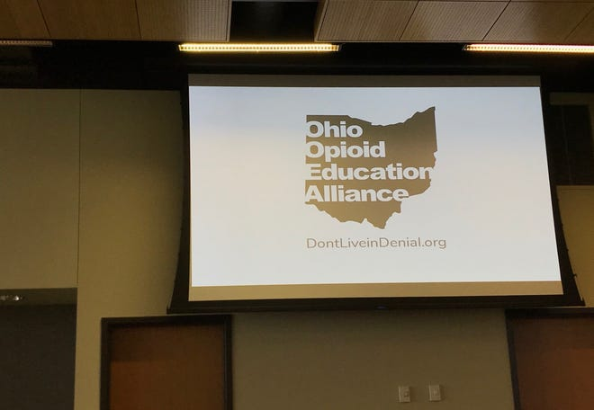 The Ohio Opioid Education Alliance provided a free, educational presentation at the Adena PACCAR Medical Education Center on Monday.