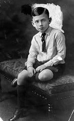 Walter Collins went missing in Los Angeles in 1928. An Iowa boy impersonated him for five weeks.