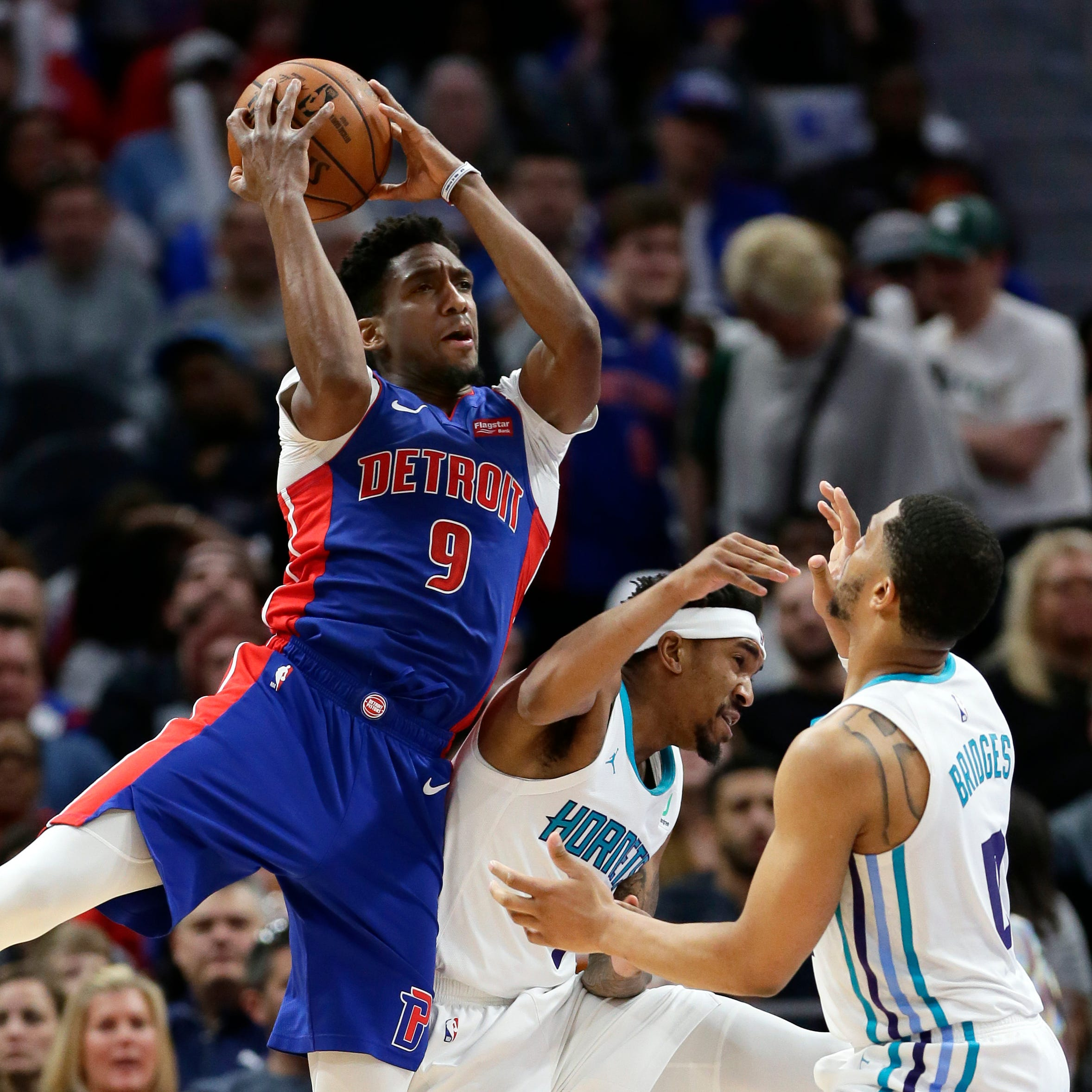 Detroit Pistons slumping, but path to playoff spot is simple: Just win