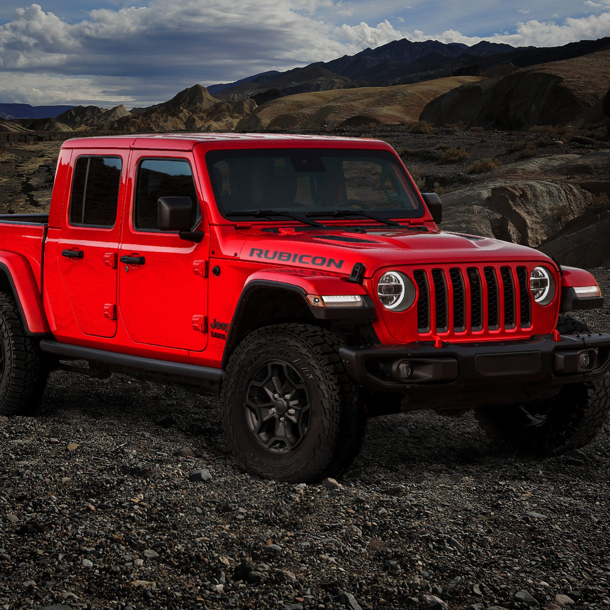 The 2020 Jeep Gladiator Launch Edition sold out in one day.