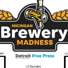Bell's vs. Founders: Vote in the Michigan Brewery Madness Championship!