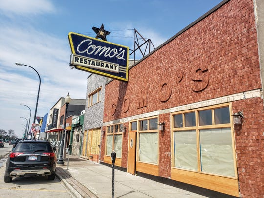 Como's Restaurant, a longtime fixture in Ferndale, is set to reopen in May under the ownership of Peas & Carrots Hospitality Group, who completely gutted and reimagined the space and menu.