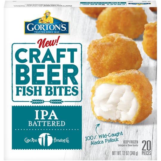 Gorton's Craft Beer Fish Bites