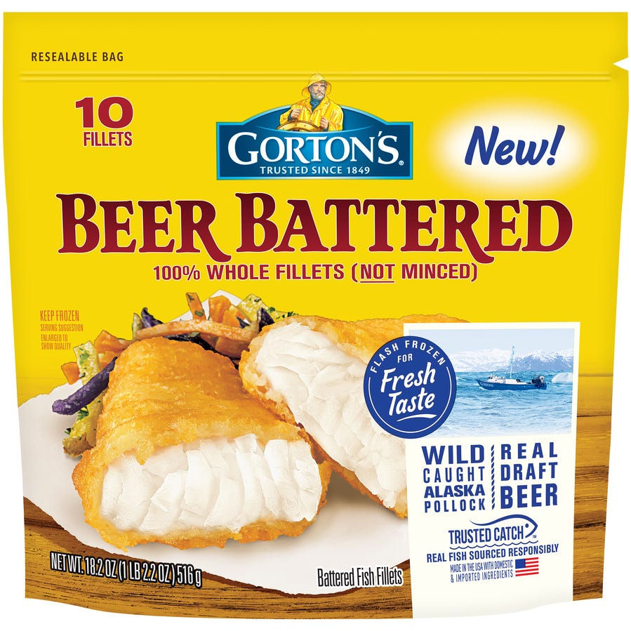 Best frozen fish fillets: How these 6 brands ranked in taste test