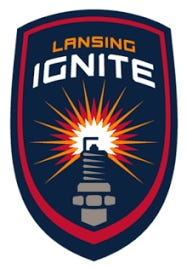 Lansing Ignite play in USL League One, which is U.S. soccer's third tier.
