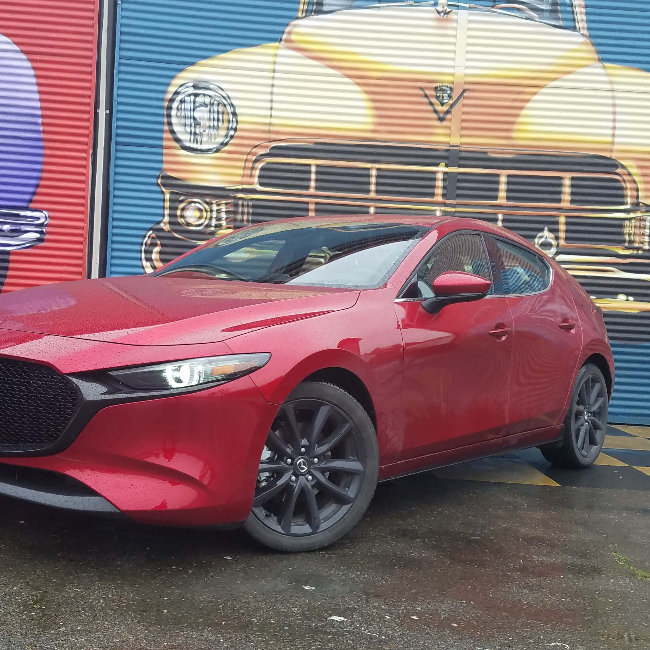 Payne: Mazda 3 hatch has the looks and moves
