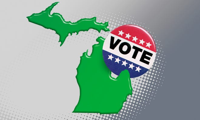 Secretary of State Jocelyn Benson has agreed to settle a lawsuit over a ban on so-called ballot selfies.