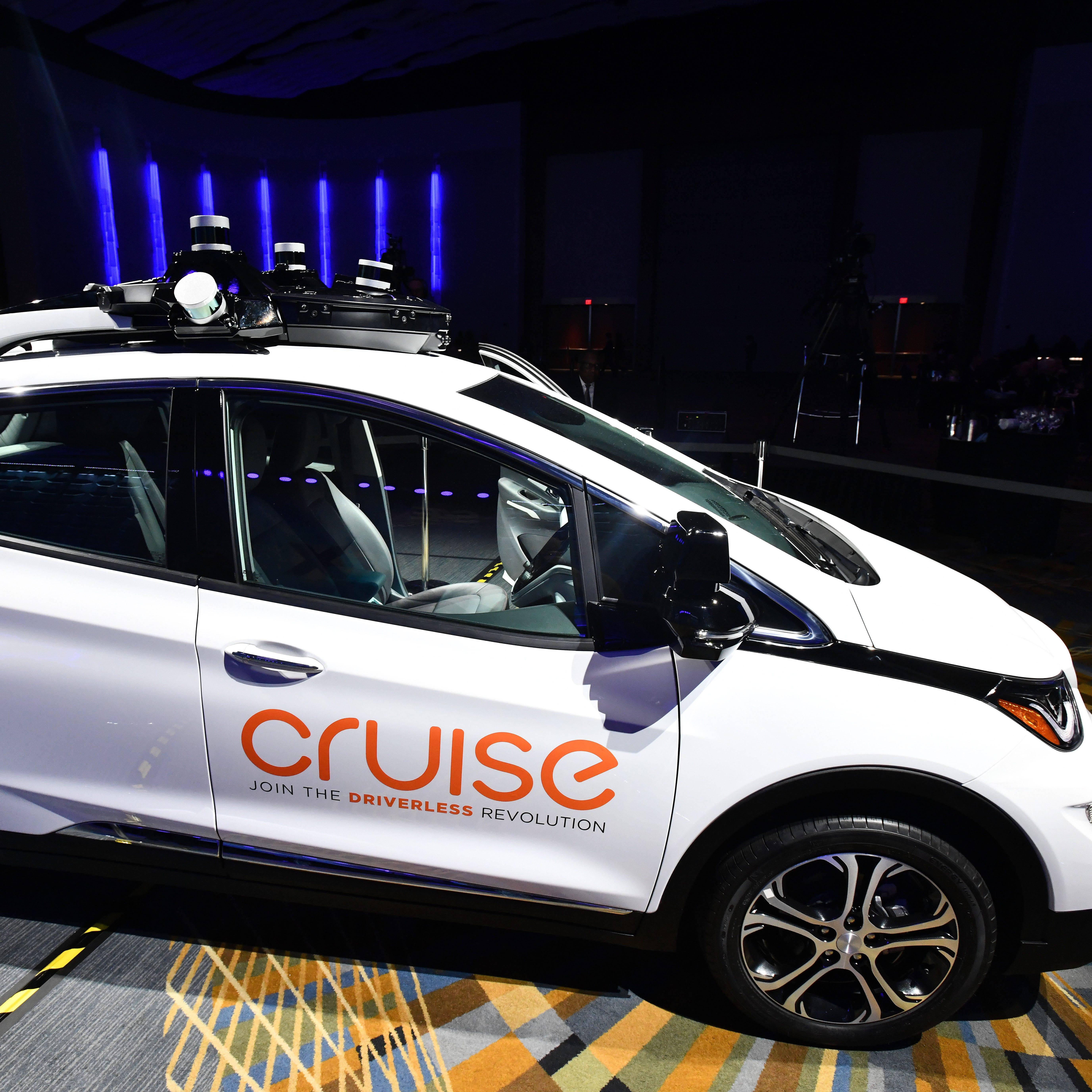 GM quiet about Cruise driverless taxi fleet as deadline looms