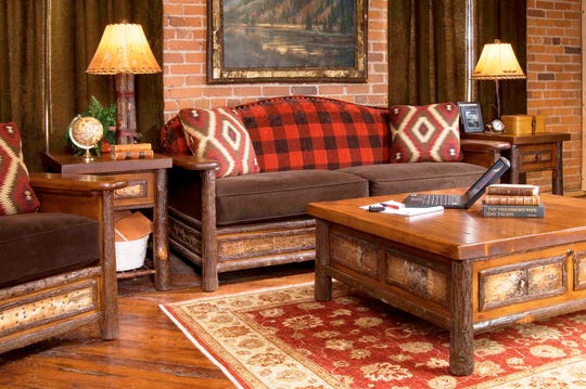 Fenton Home Furnishings is phasing out its lodge-style furniture at its Frankenmuth location.