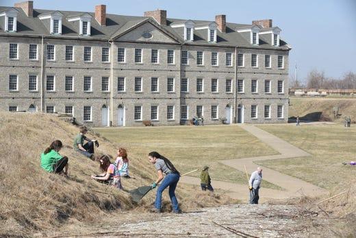 New life, national park designation sought for Fort Wayne