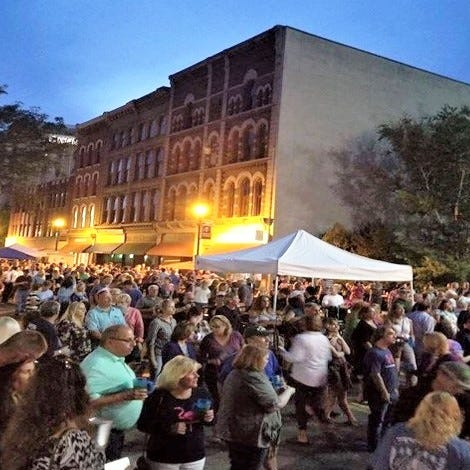 Elmira Downtown Development unveils special-events lineup