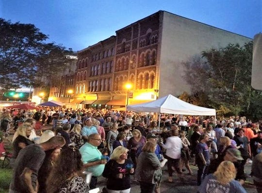Elmira Downtown Development will kick off the fourth season of its popular Alive After Five program in early May.