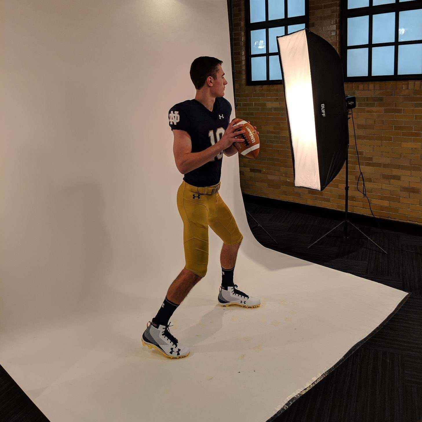 Gibson Southern QB Brady Allen has ACC, Big Ten football offers plus Notre Dame interest