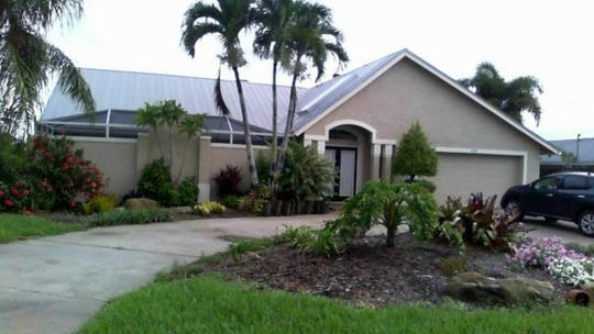 This home at 519 El Dorado Parkway W., Cape Coral, recently sold for $660,000.