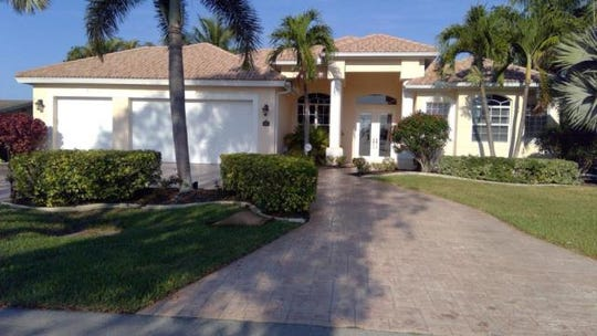This home at 5136 Sunnybrook Court, Cape Coral, recently sold for $738,000.