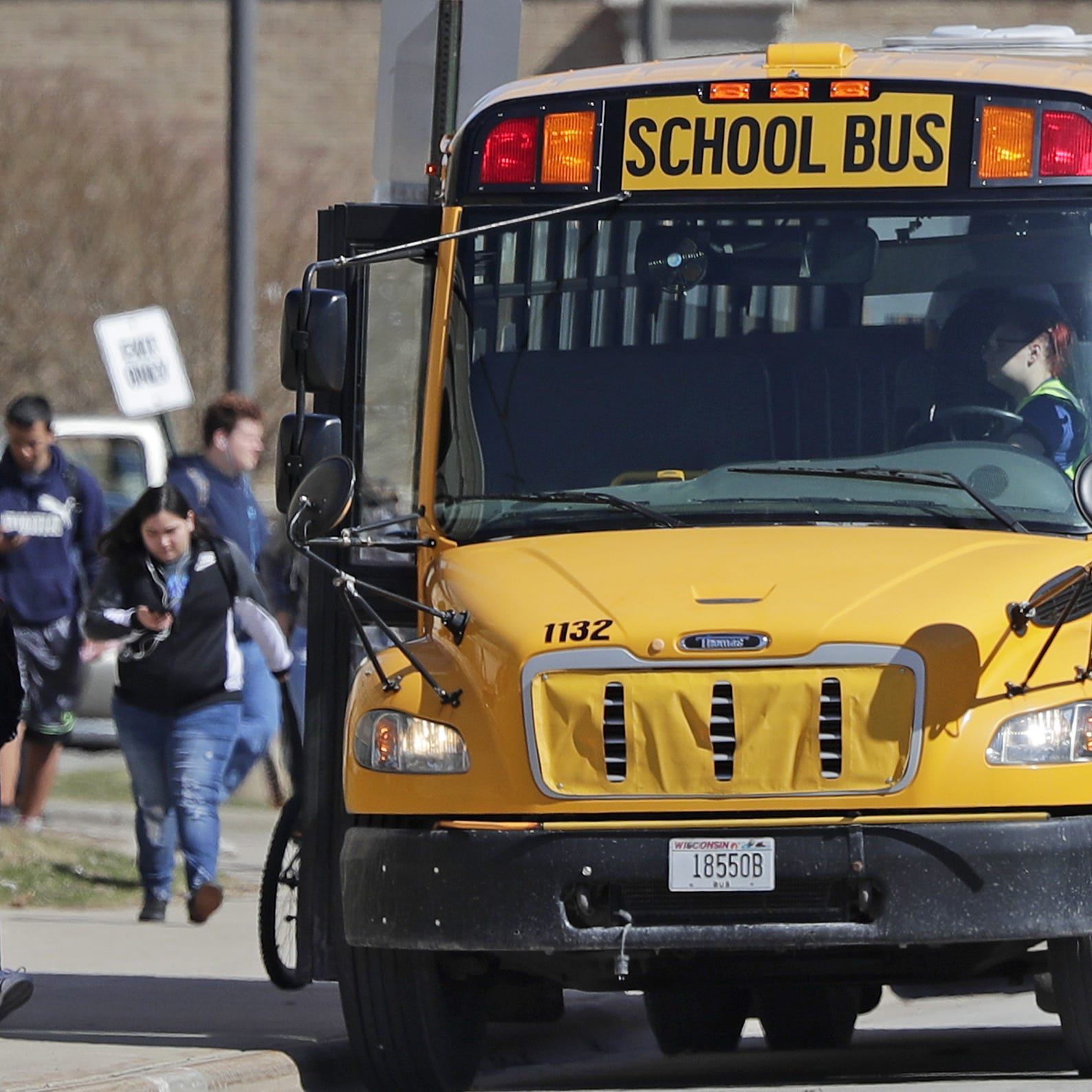 Wisconsin kids get bullied on school buses every day. Can schools make them any safer?