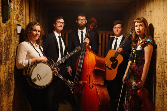 Bluegrass band Mile Twelve will perform at the White Gull Inn in Fish Creek on May 1.
