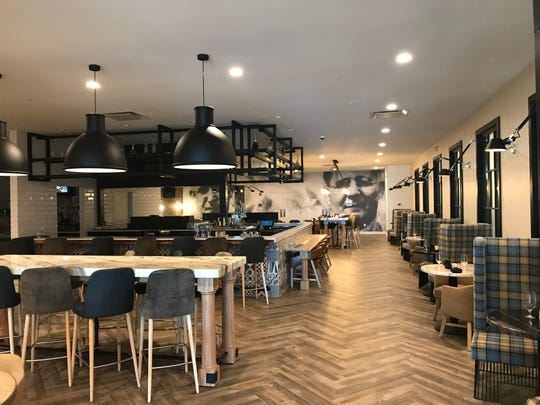 Urban 80 Kitchen + Bar serves a full menu of food and beverages. The restaurant was part of a full-scale renovation of the Delta Hotel by Marriott Green Bay.