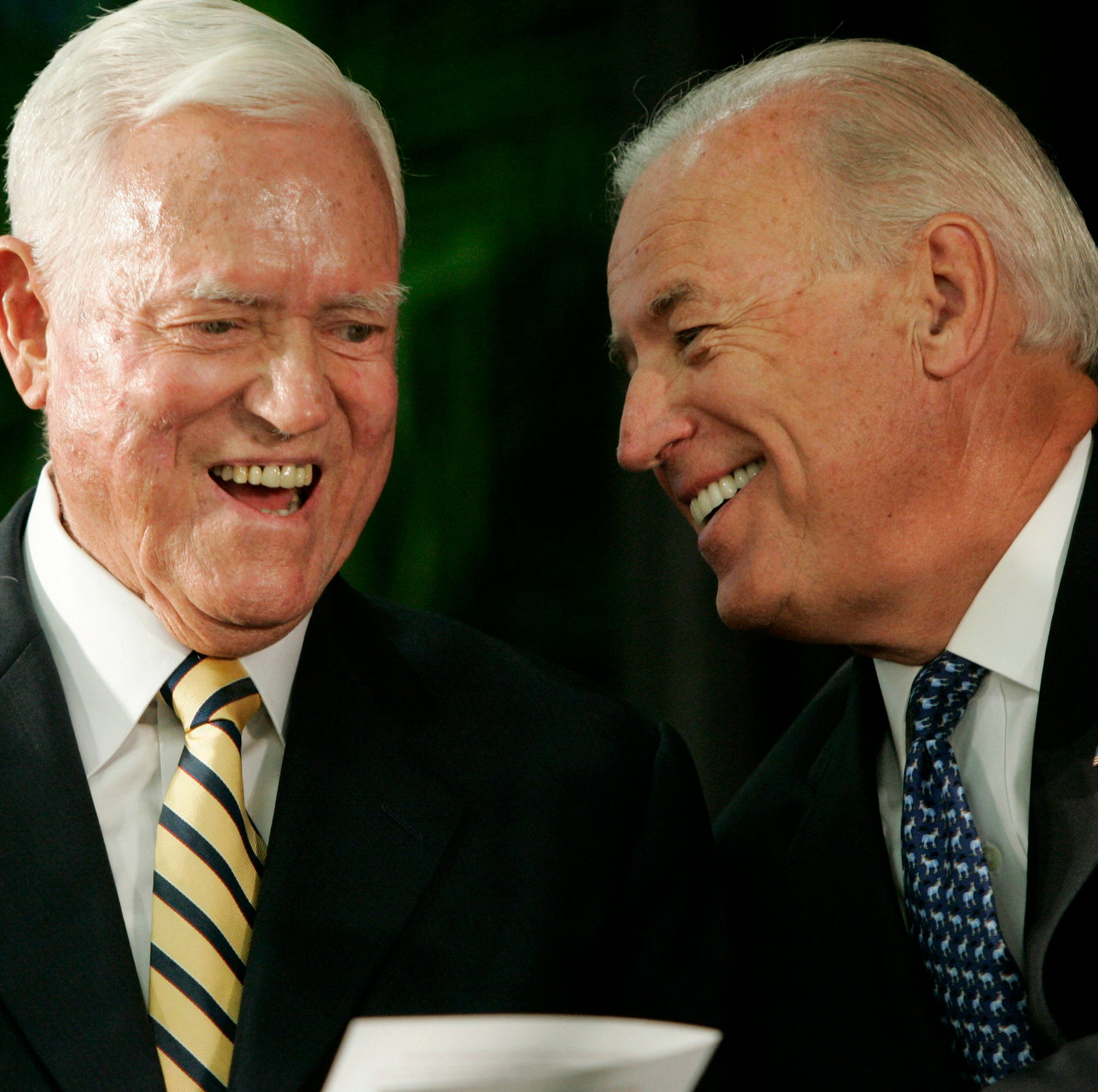 How late Sen. Fritz Hollings became Joe Biden's 'political soulmate'
