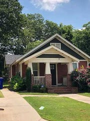 An example of the kind of home that could be built in Easley's new affordable housing development, this model starts at $129,000 and would be worth closer to $200,000 due to the city's financing and restrictions of appreciation for the home for a decade.
