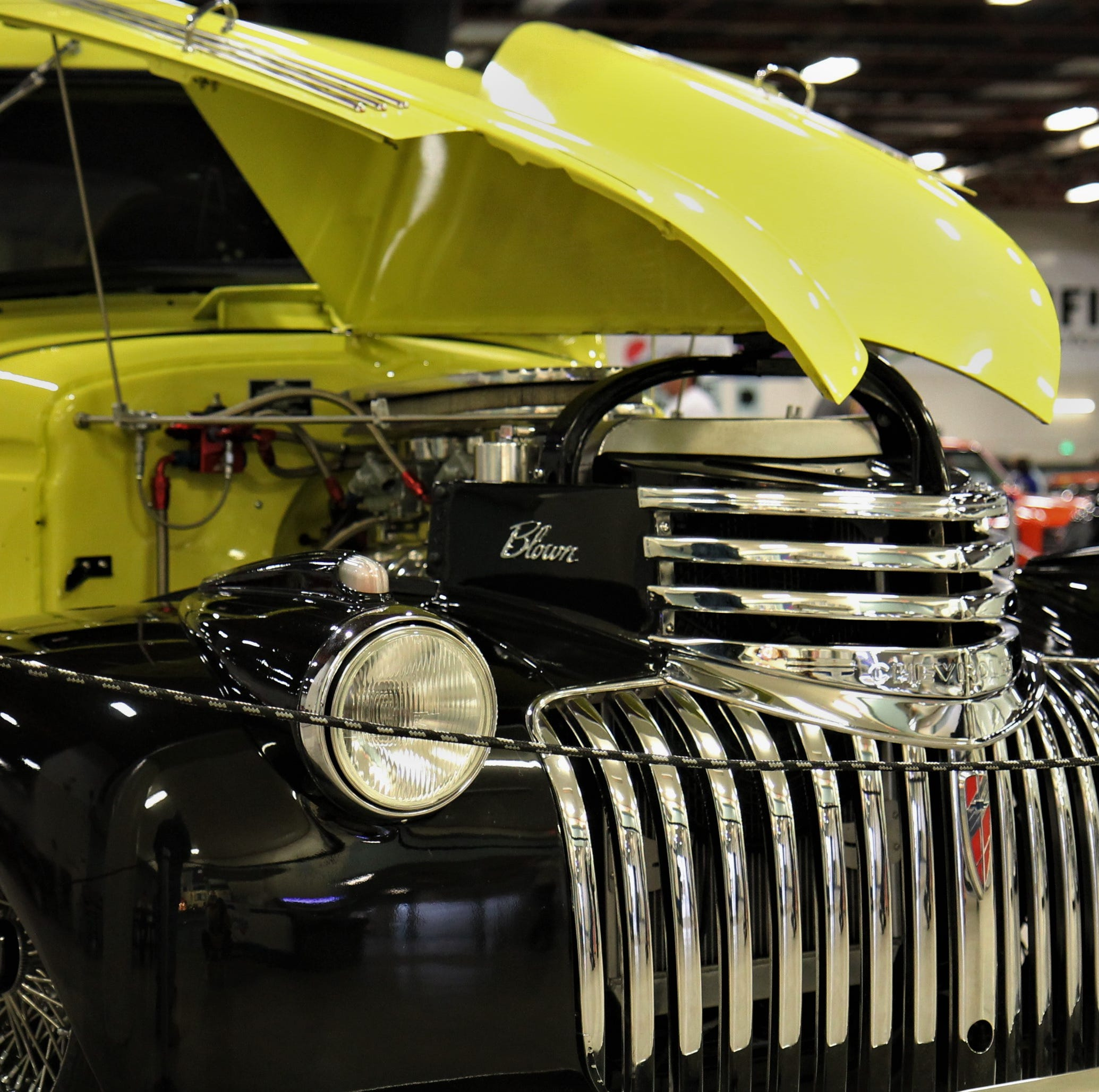 2019 Great Falls Custom Car Show award winners