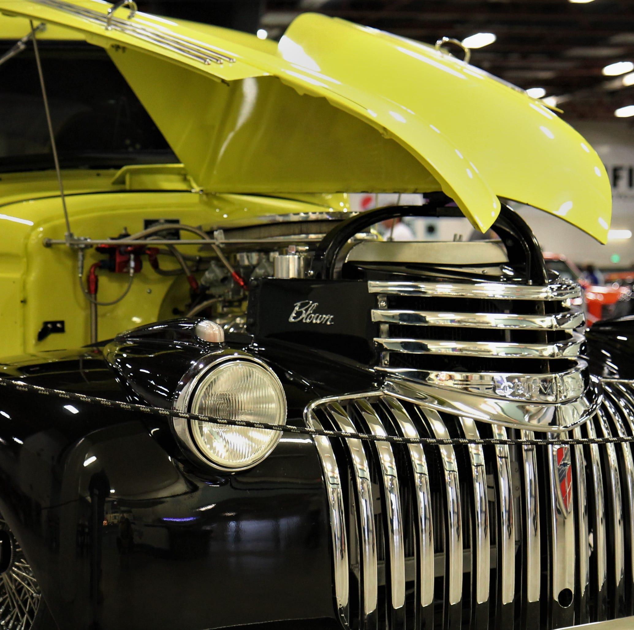 2019 Great Falls Custom Car Show award winners