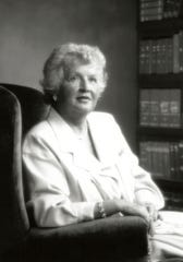 Mary Agnes Roberts, founder and driving force behind the Great Falls Symphony