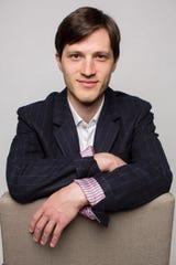 composer Michael Djupstrom