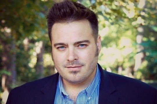 Soloist Brandon Hendrickson