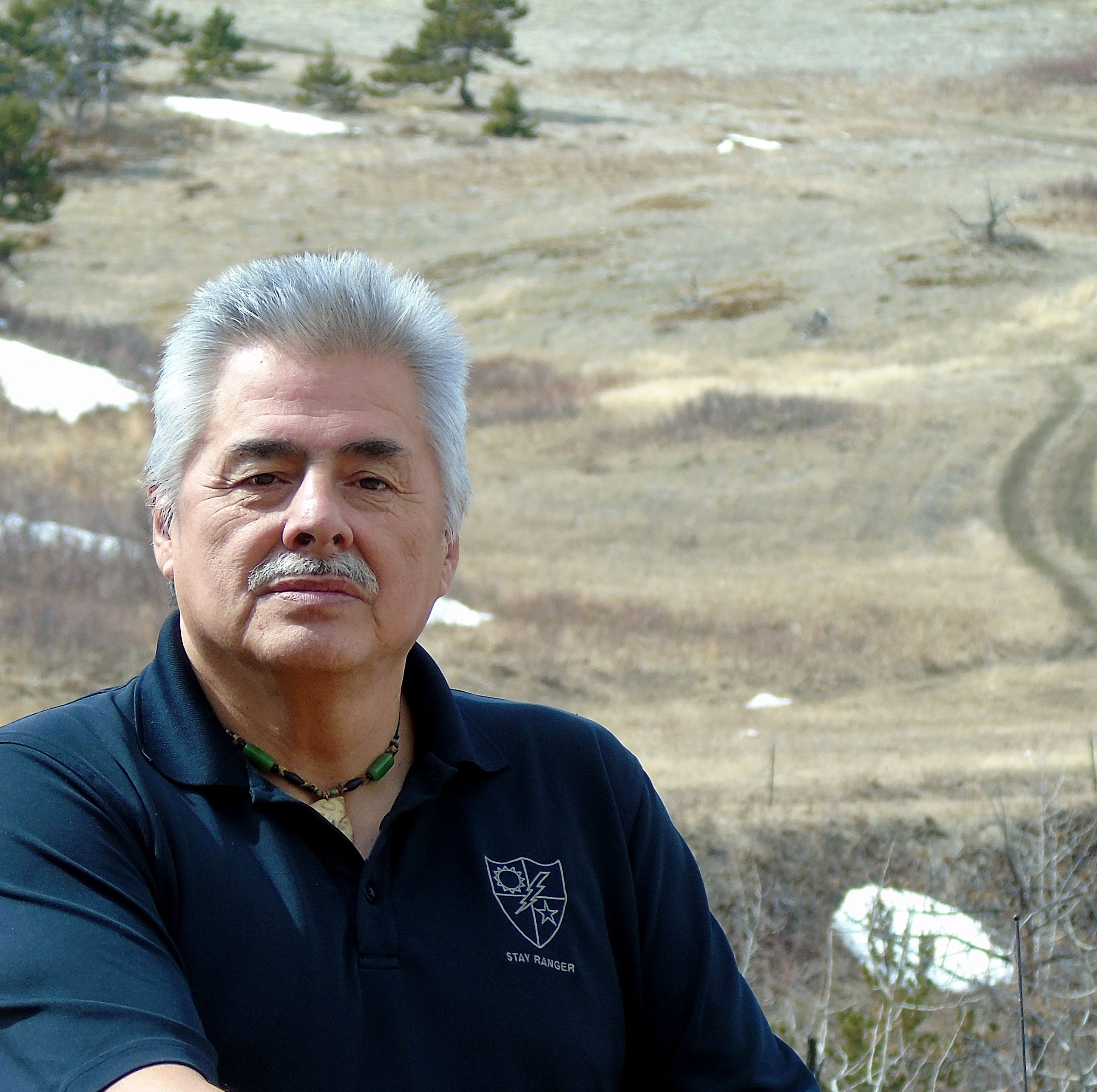 """Darrell """"Dusty"""" Crawford of Heart Butte was surprised to learn how far back his DNA placed his ancestors in the Americas, about 17,000 years."""