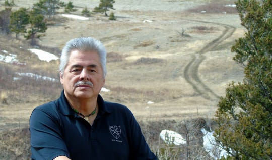 "Darrell ""Dusty"" Crawford of Heart Butte was surprised to learn how far back his DNA placed his ancestors in the Americas, about 17,000 years."