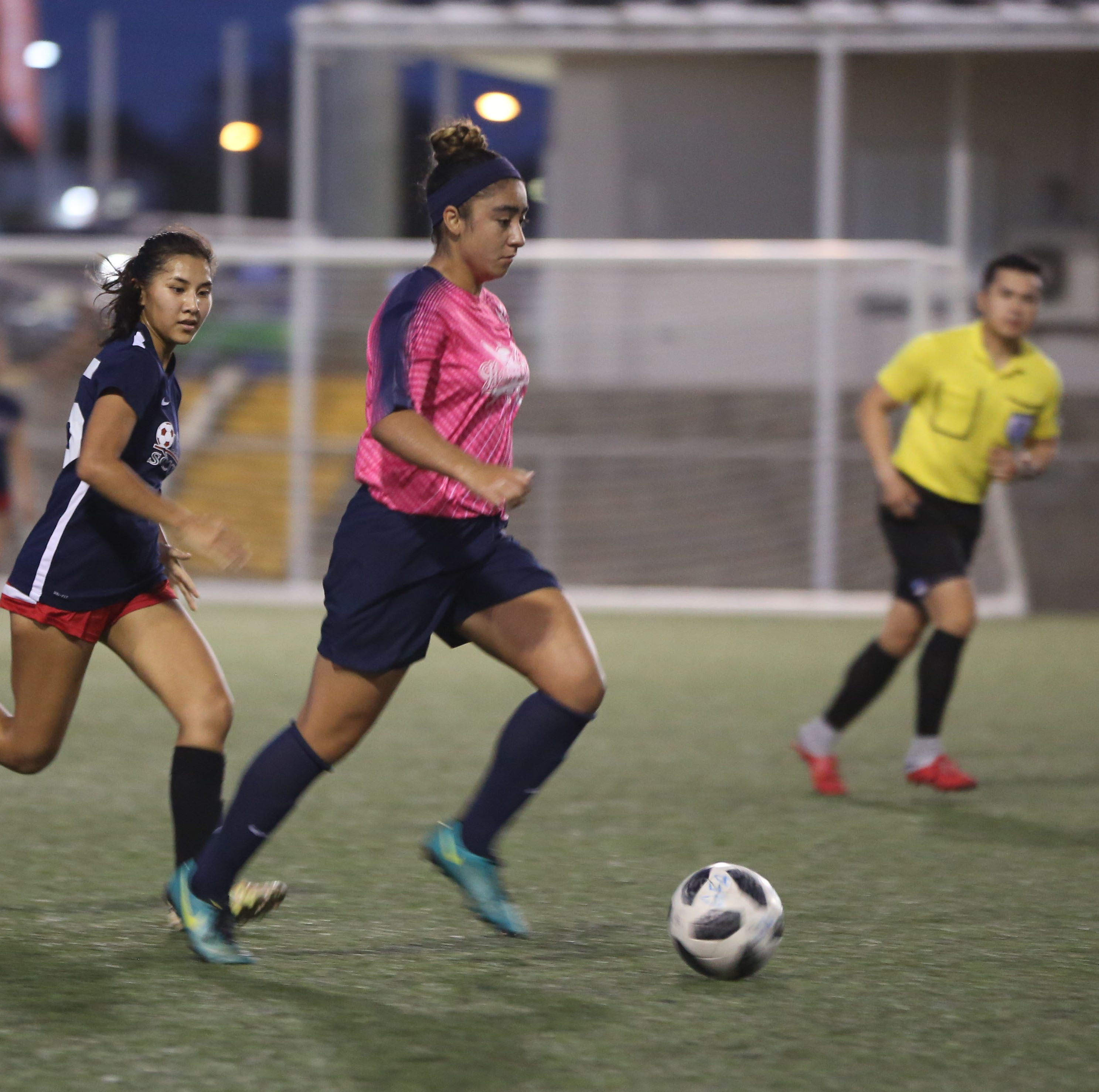 Lady Strykers take soccer title