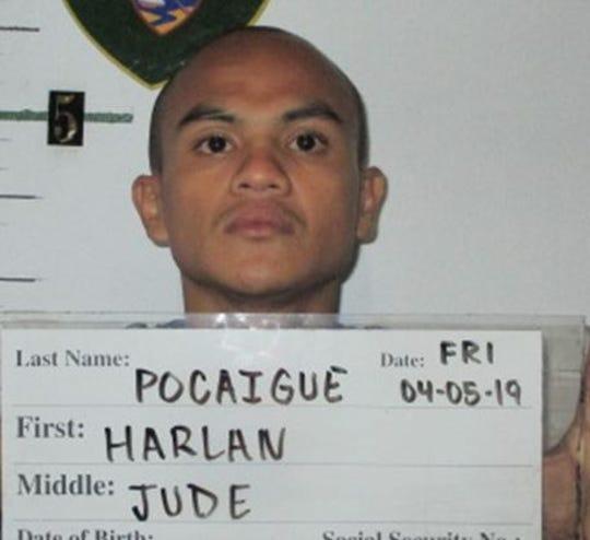 Harlan Jude Pocaigue