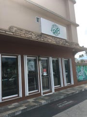 Grill & Curry in Wyndham Garden Guam building