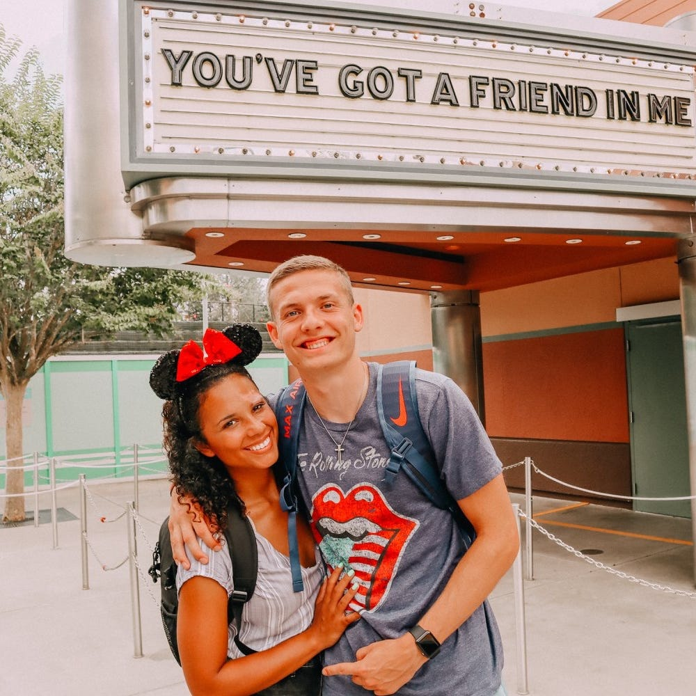 Kyle Guy's fiance: 'My heart is bursting to see where he is now'