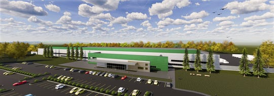 Illinois-based Greenleaf Foods is building a $310 million plant-based protein manufacturing facility in Shelbyville.